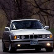 BMW M5 E34 рестайлинг