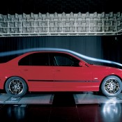 BMW M5 E39 аэродинамика