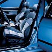 BMW M5 E39 кресла
