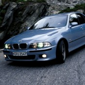 BMW M5 E39 металлик