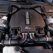 BMW M5 E39 мотор