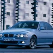 BMW M5 E39 ночью