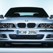 BMW M5 E39 перед