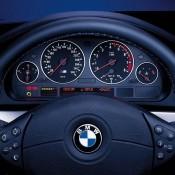 BMW M5 E39 приборы