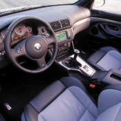 BMW M5 E39 руль