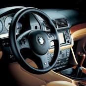 BMW M5 E39 салон