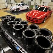 BMW M8 E31 дроссели