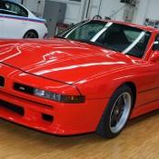 BMW M8 E31 красная