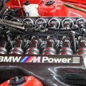 BMW M8 E31 мотор
