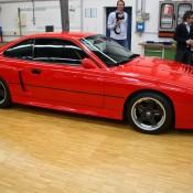 BMW M8 E31 профиль