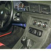 BMW M8 E31 салон