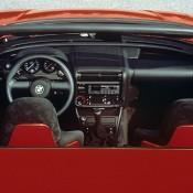 BMW Z1 салон