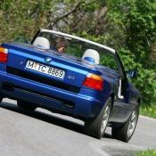 BMW Z1 синяя
