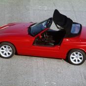 BMW Z1 red