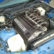 BMW Z3M мотор