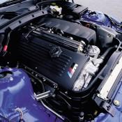BMW Z3M под капотом