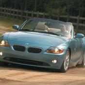 BMW Z4 кабрио