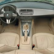BMW Z4 кресла