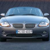 BMW Z4 перед