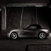 BMW Z4 профиль