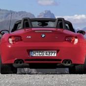 BMW Z4M багажник