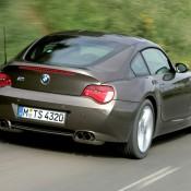 BMW Z4M зад