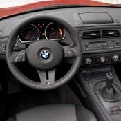 BMW Z4M руль