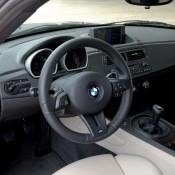 BMW Z4M салон