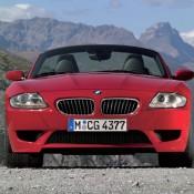 BMW Z4M фары