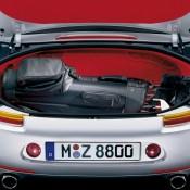 BMW Z8 багажник