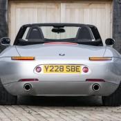 BMW Z8 выхлоп