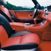 BMW Z8 кресла