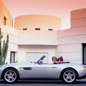 BMW Z8 профиль