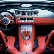 BMW Z8 салон