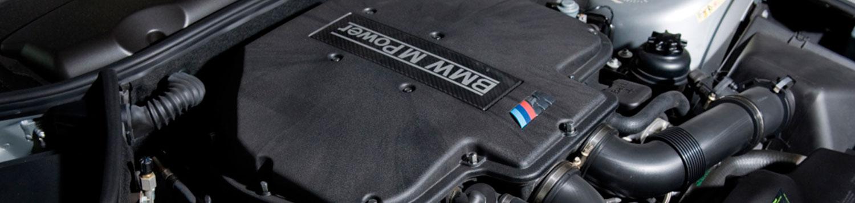 BMW z8 двигатель