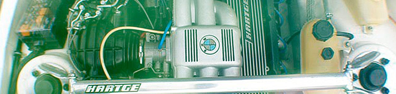 Hartge E21 двигатель