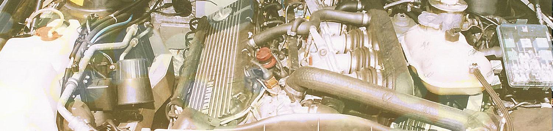 Hartge E28 двигатель