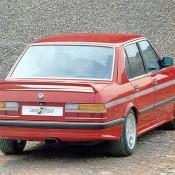 Hartge E28 красная
