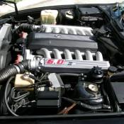 Hartge E34 мотор