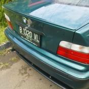 Hartge E36 багажник