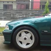 Hartge E36 колеса
