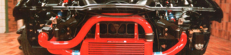 Koenig E31 двигатель