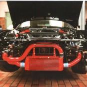 Koenig E31 мотор
