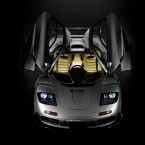 McLaren F1 в темноте