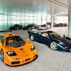McLaren F1 гоночный