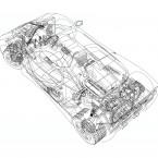McLaren F1 схема