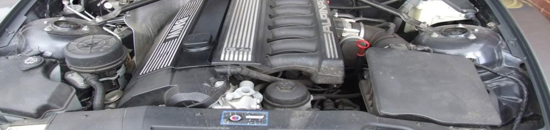 Alpina Z4 двигатель