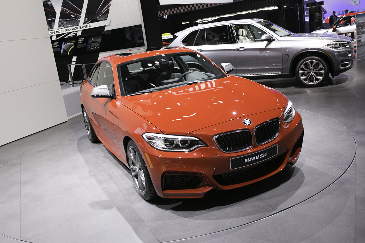Полный привод и 400 л.с., на новой BMW M2