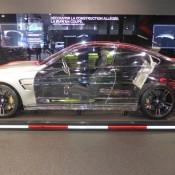 BMW m4 рентген