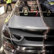 BMW m4 прозрачная